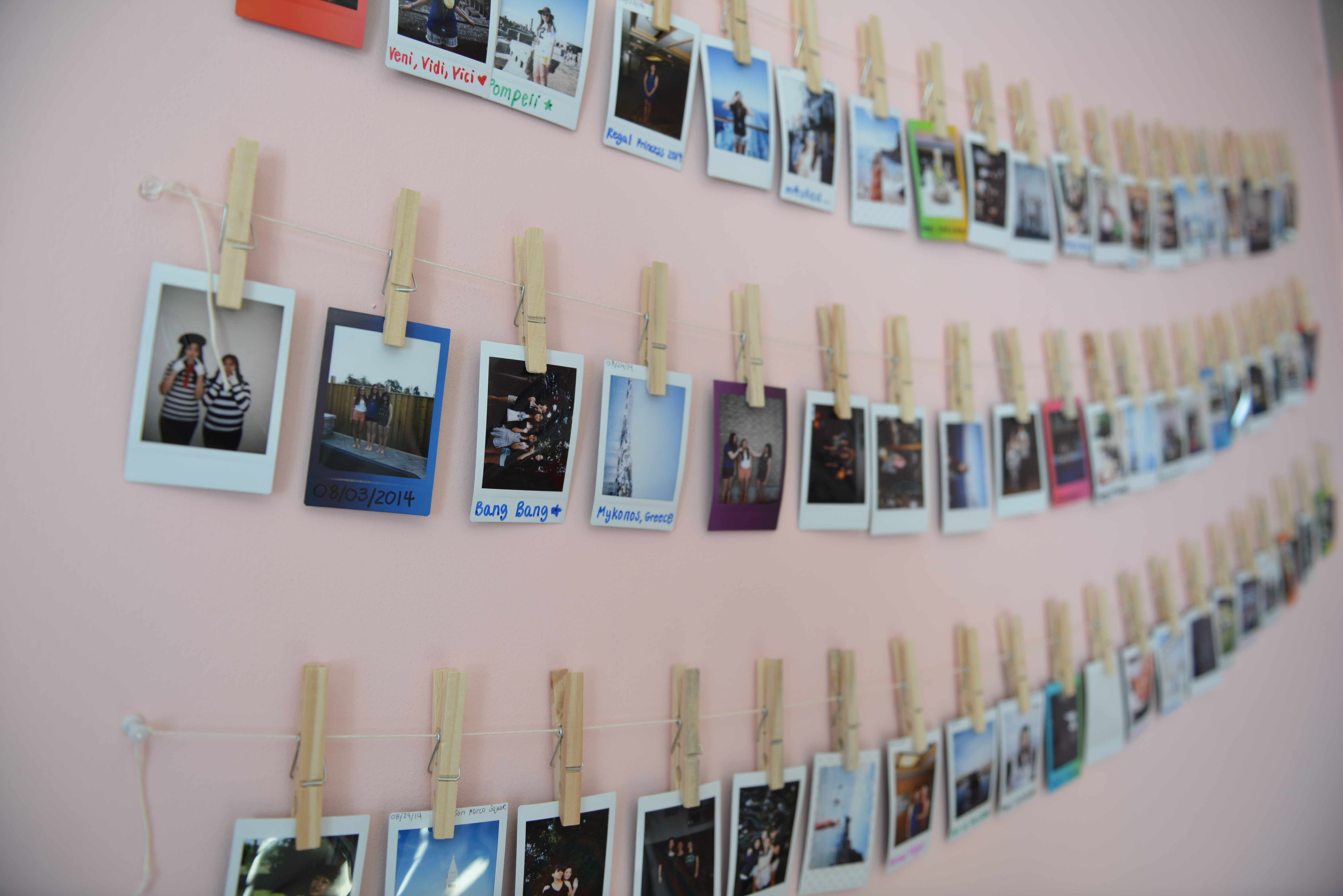 Polaroid wall on tumblr - Tumblr Room Wall Quotes Polaroid Pictures On Wall Tumblr Polaroid Pictures On Wall Tumblr